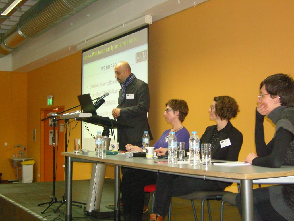 photo of the second event at the SDI in Munich