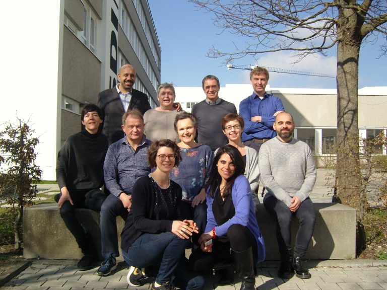 Group picture of the LTA partners