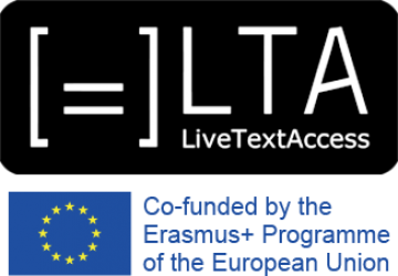 Logo LTA + cofunded by the EU/Erasmus plus